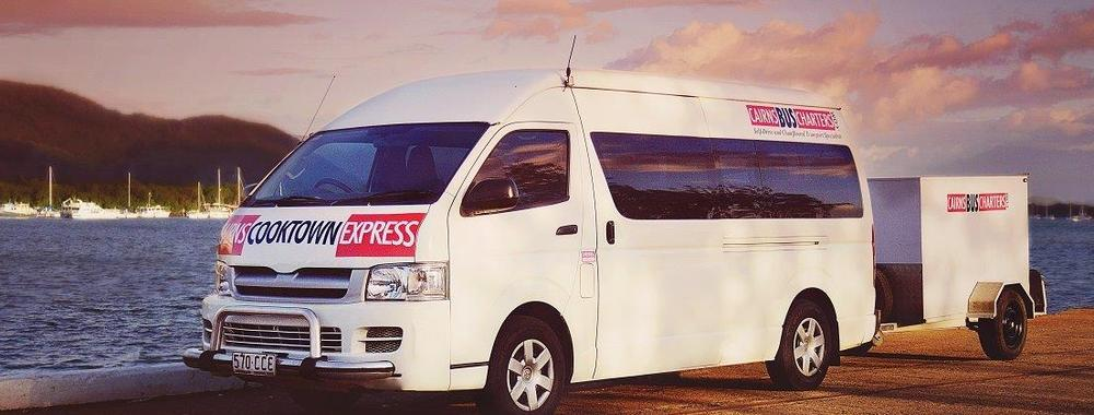 Cairns Cooktown Express Bus Transport From Cairns To
